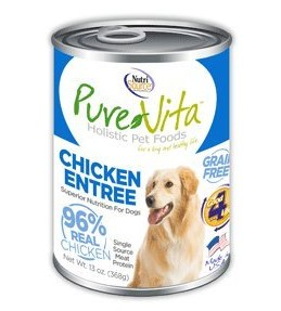 Grain Free Chicken & Chicken Liver Canned Dog Food