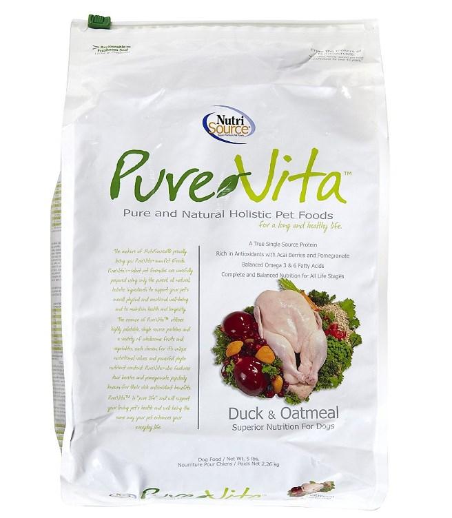 Duck & Oatmeal Formula