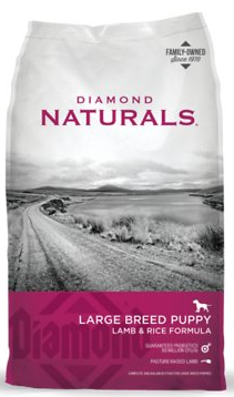 Naturals Large Breed Puppy Formula