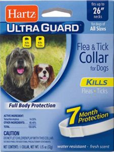 HARTZ Ultraguard Water Resistant 7-Month Protection Flea