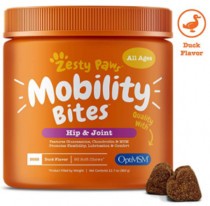 Zesty Paws Mobility Bites Hip & Joint