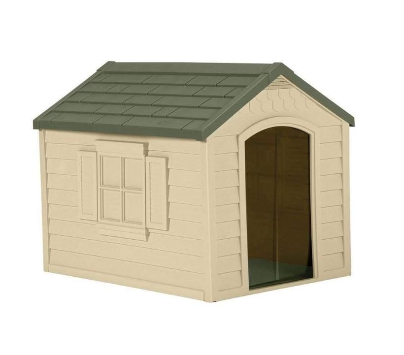 Suncast Outdoor Dog House