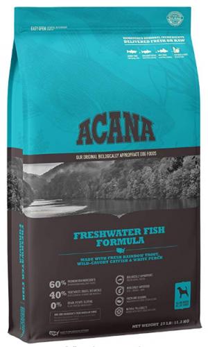 Acana Heritage Freshwater Fish Dog Food