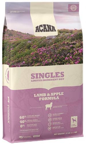 Acana Singles Lamb and Apple Dog Food