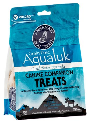 Annamaet Grain-Free Aqualuk Dog Treats