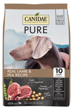 Canidae Pure Elements Recipe