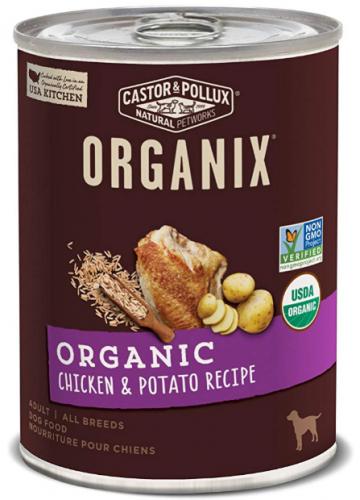 Castor & Pollux Organix Adult Canine Formula
