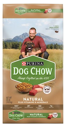 Purina Dog Chow Natural Brand Dog Food