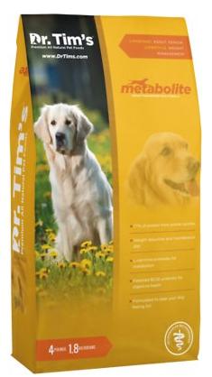 Dr. Tim's Metabolite Weight Management Formula