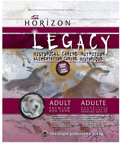 Horizon Legacy Adult Grain-Free Dry Dog Food