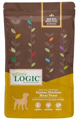 Nature\'s Logic Dry Chicken For Dogs