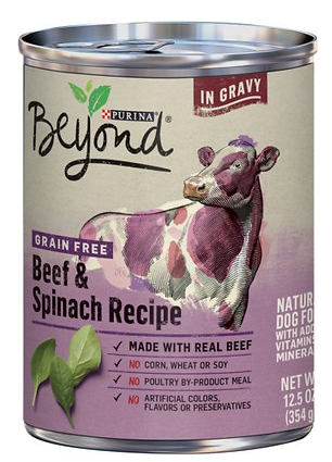 Beef & Spinach Recipe