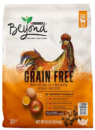 Beyond Grain Free White Meat Chicken & Egg