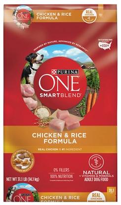 SmartBlend Chicken & Rice Formula Adult Dog Food