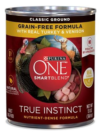 SmartBlend Real Turkey & Venison Canned Dog Food