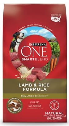 SmartBlend Lamb & Rice Formula Adult Dog Food