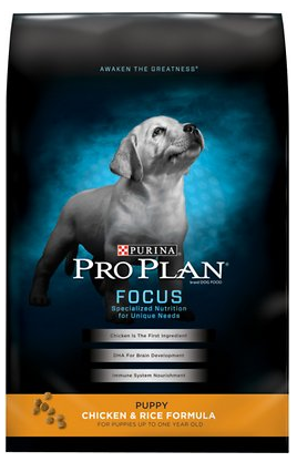Focus Puppy Small Breed Chicken & Rice Formula