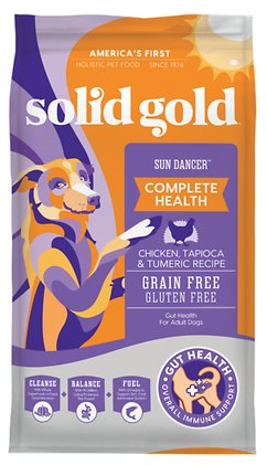 Solid Gold Sun Dancer Holistic Dry Dog