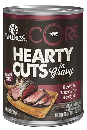 CORE Grain Free Beef & Venison Recipe