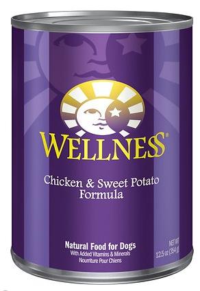 Chicken & Sweet Potato Formula