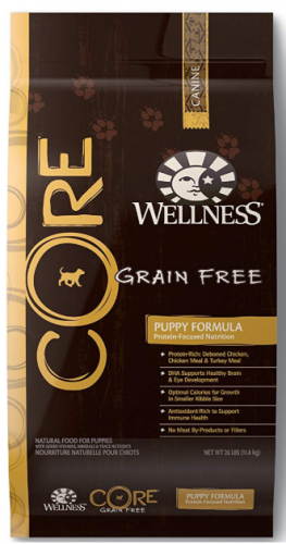 Wellness CORE Grain-Free Puppy Formula