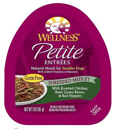 Petite Entrees Grain Free Shredded Medley