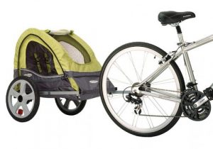 InStep Foldable Bike Cart