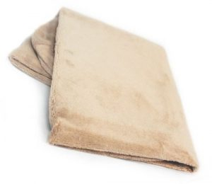 Milliard Velour Zippered Anti-Microbial