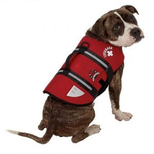 paws aboard dog life jacket vest for swimming