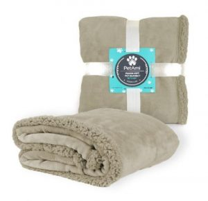 PetAmi Waterproof Dog Blanket for Bed