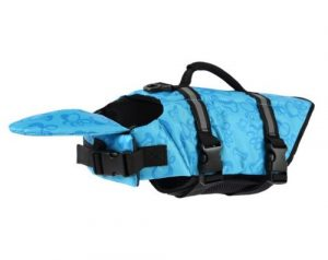 petcee dog life jacket with great buoyancy