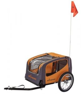 Schwinn Rascal Trailer for Small and Large Dogs