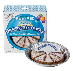 The Lazy Dog Cookie Co. Happy Birthday Pup-PIE Dog Treat