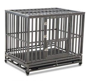 Luckup Dog Cage