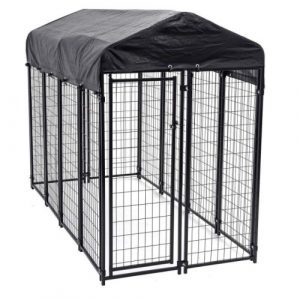 Lucky Dog Uptown Welded Wire Cage