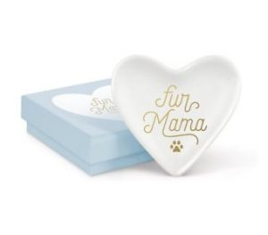Pet Shop by Fringe Studio Tiny Heart Ceramic Tray