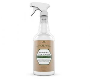 Natural Pet Stain Remover
