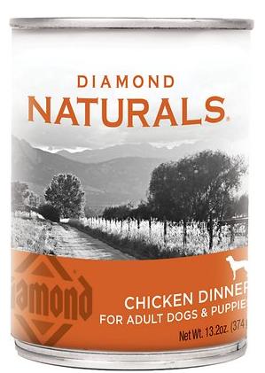 Diamond Naturals Chicken Dinner