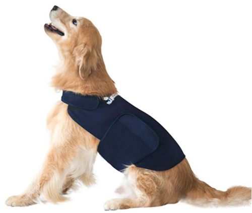 Comfort Zone Calming Vest For Dogs