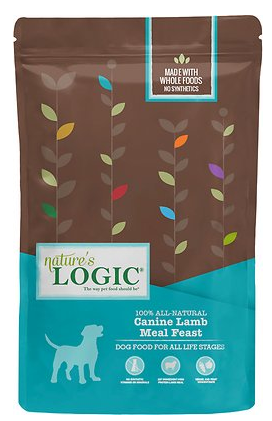 Nature\'s Logic Dry Lamb For Dogs