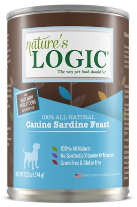 Nature\'s Logic Canned Food Sardine
