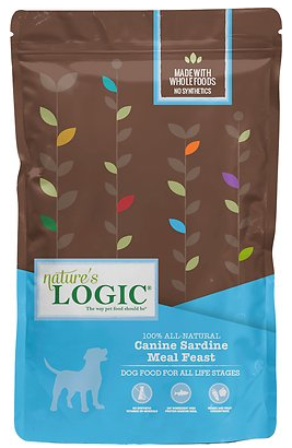 Nature\'s Logic Dry Sardine for Dog<