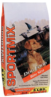 SPORTMiX Bite Size Adult Dry Dog Food