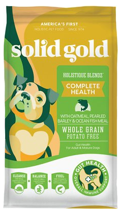 Holistique Blendz Ocean Fish Meal Dry Dog Food