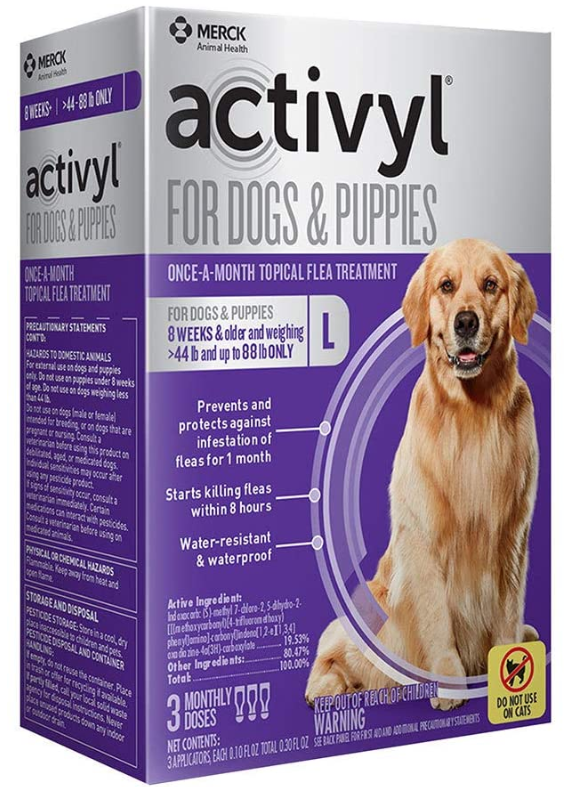 Activyl For Large Dogs