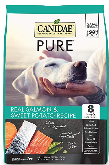 CANIDAE PURE Real Salmon