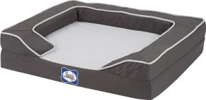 Sealy Lux Premium Orthopedic Dog Bed