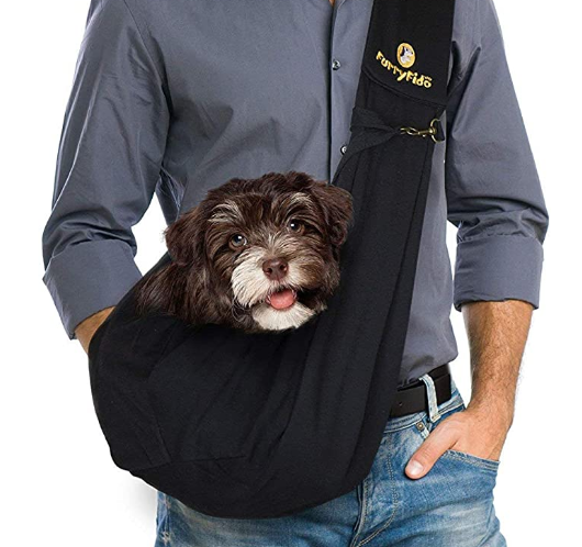 Furry Fido Pet Sling Carrier