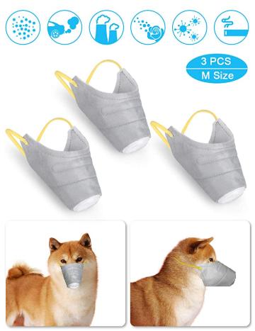 seaELF Dog Respirator Mask
