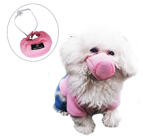 Pet Muzzle, Protective Dog Mouth Cover
